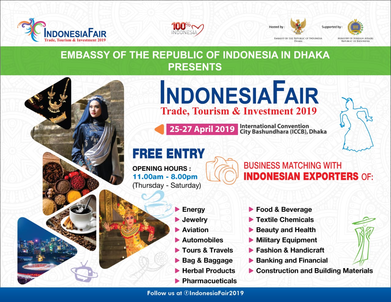 indonesia fair