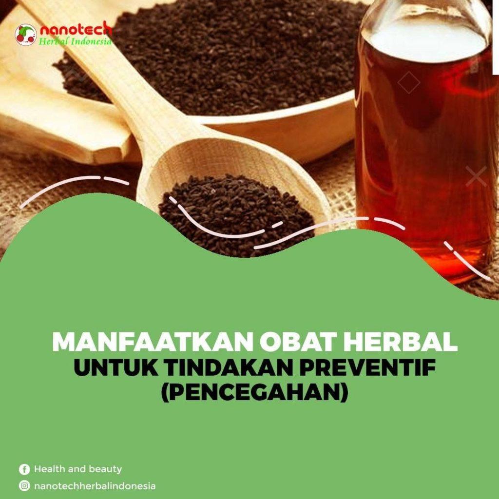 pengobatan alternative dan pencegahan dengan herbal