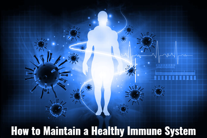 menjaga imune system