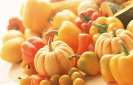buah berwana orange